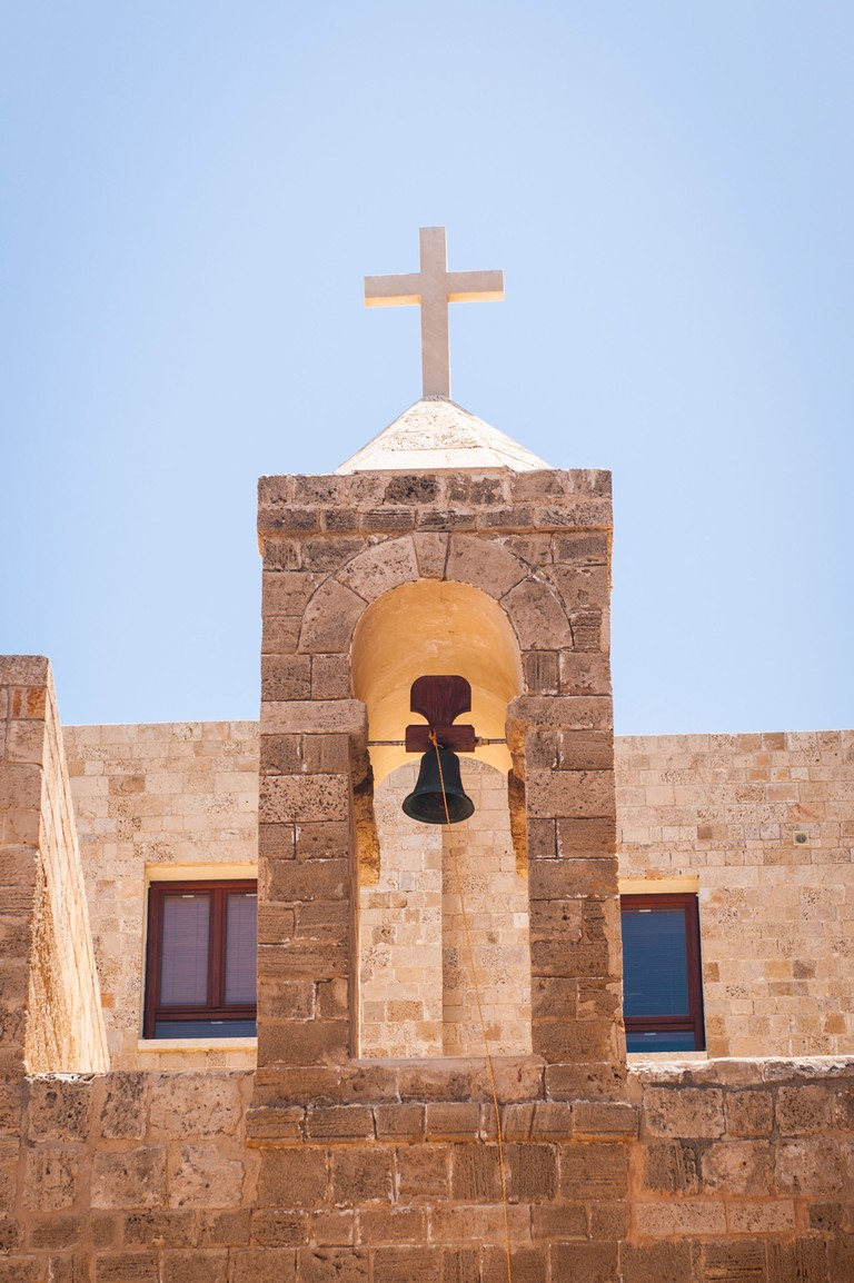 The Armenian Compound Church & Monastery of St Nicolas in Israel
