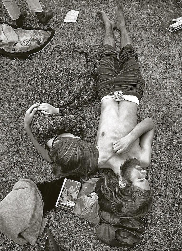 Enzo Ragazzini, Isle of Wight Festival, 1970