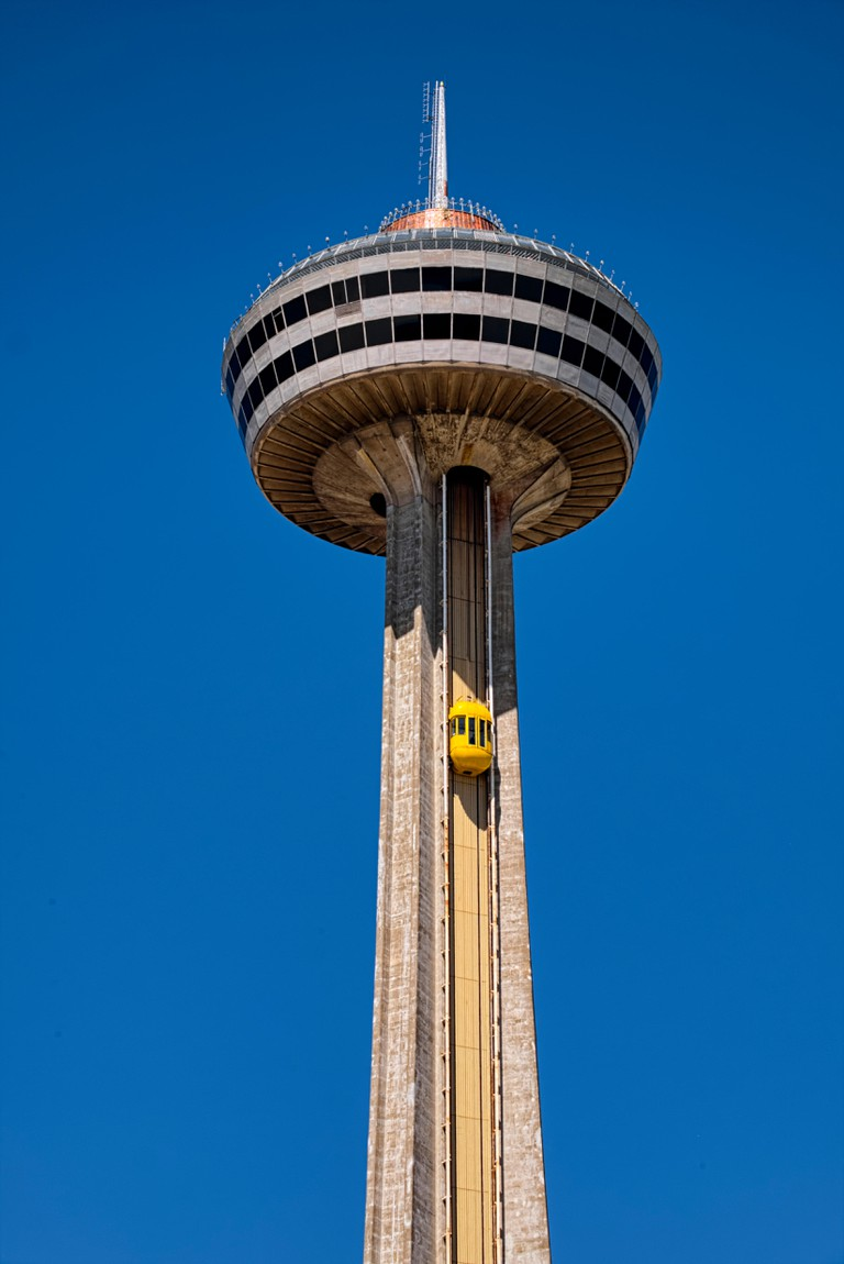 Welcome to the world-famous Skylon Tower in Niagara Falls, Canada