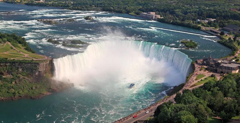 Horseshoe Falls, Niagara, USA