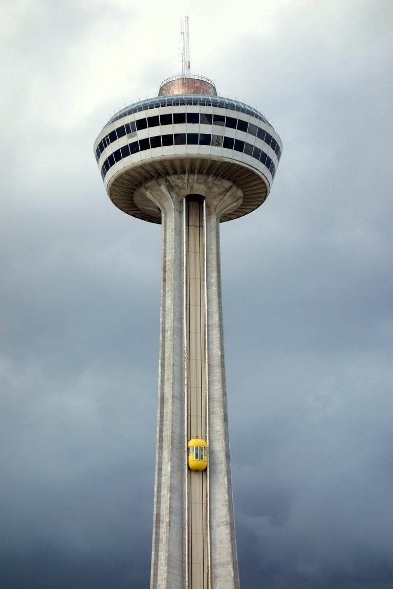 Skylon Tower in Niagara Falls, Canada