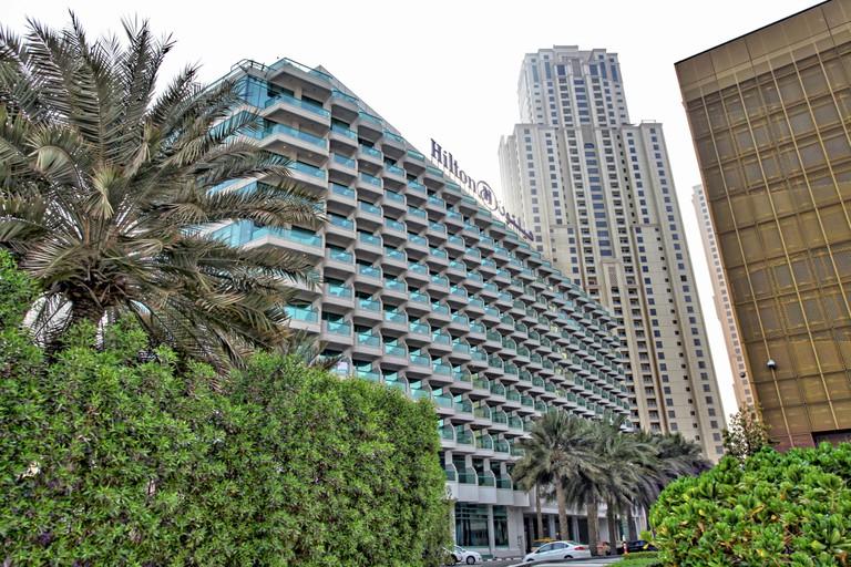 Hilton Hotel (JBR)