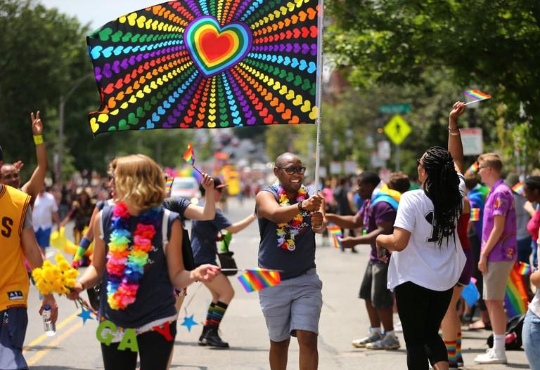 2017 Boston Pride Parade