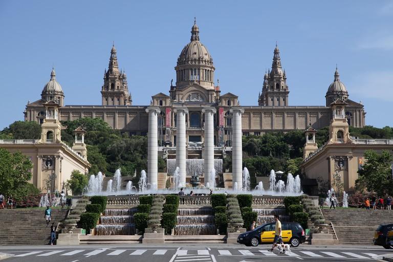 Museu Nacional d'Art de Catalunya, Barcelona