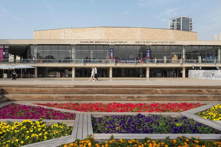Charles Bronfman Auditorium, Tel Aviv, Israel