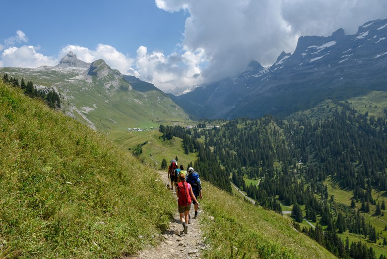 The Lake Geneva region naturally lends itself to hiking over a long weekend