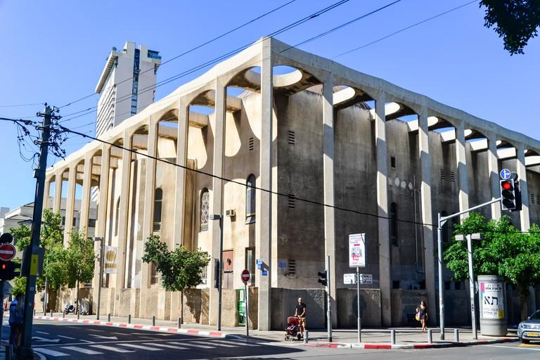 Great Synagogue of Tel Aviv, Israel