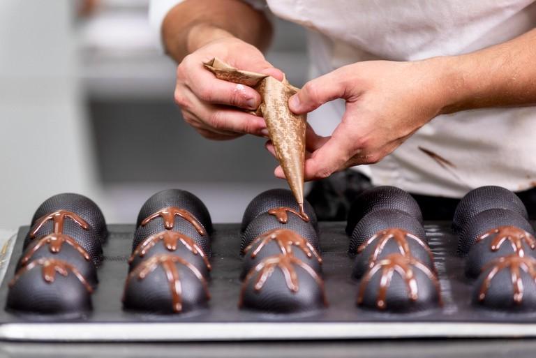 Indulge in luxury chocolate