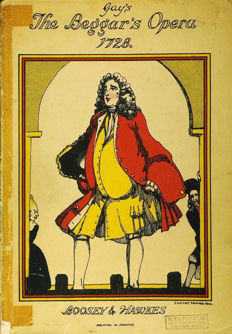 'The Beggar'S Opera', 1920.