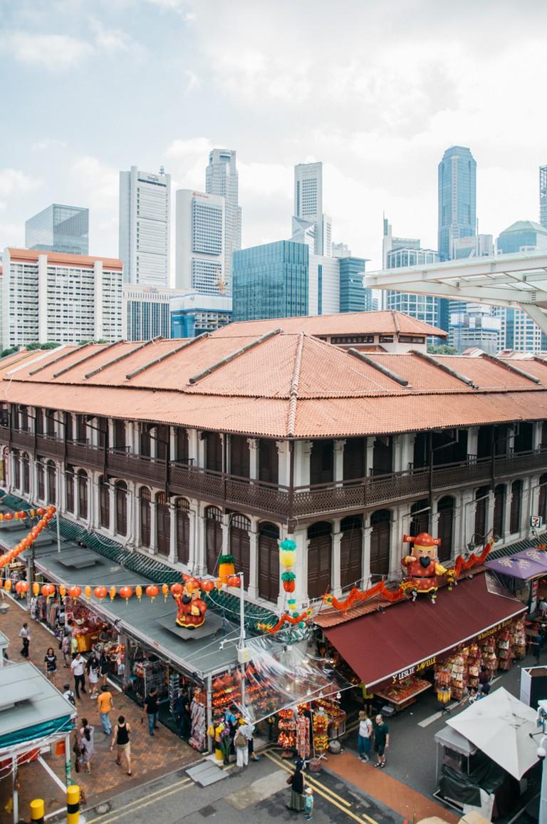 Singapore 1-Singapore
