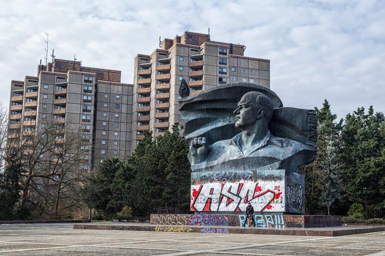 Ernst Thalmann Sculpture