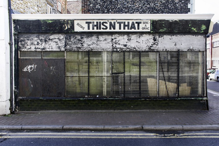 Hannah Blackmore, Vacant: This 'n' That, King Street, Margate