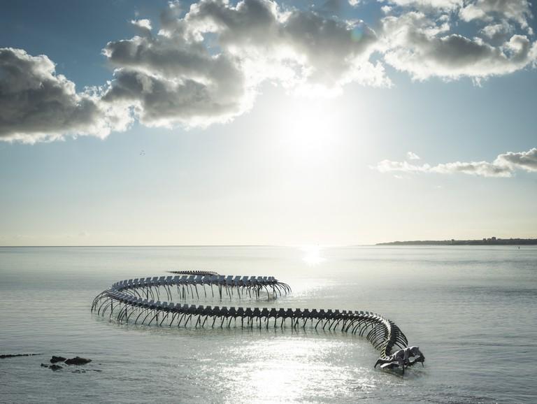 Huang Yong Ping, Ocean Serpent