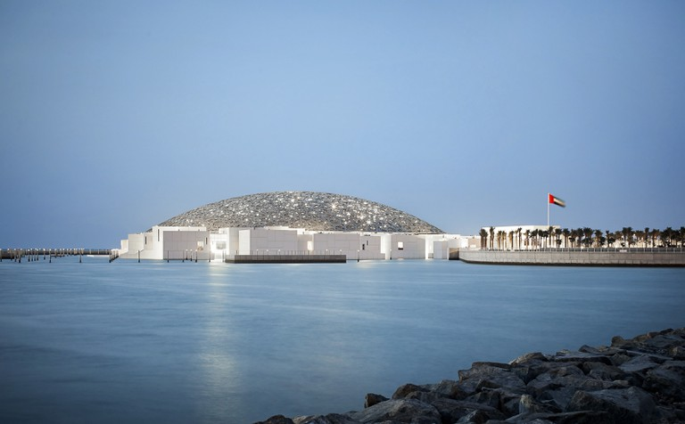© Department of Culture and Tourism Abu Dhabi Photo by Hufton+Crow