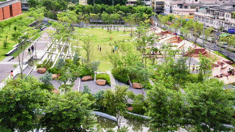 Chulalongkorn University Centenary Park Project