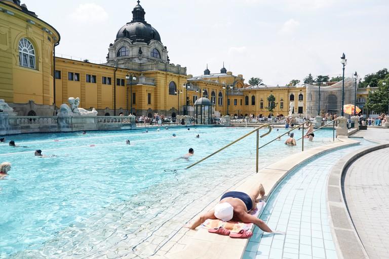Baths of Budapest