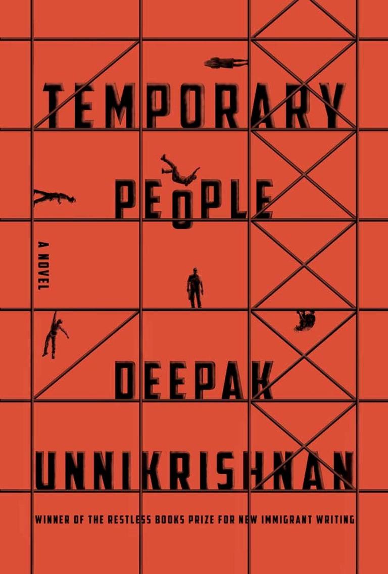 Temporary People by Deepak Unnikrishnan