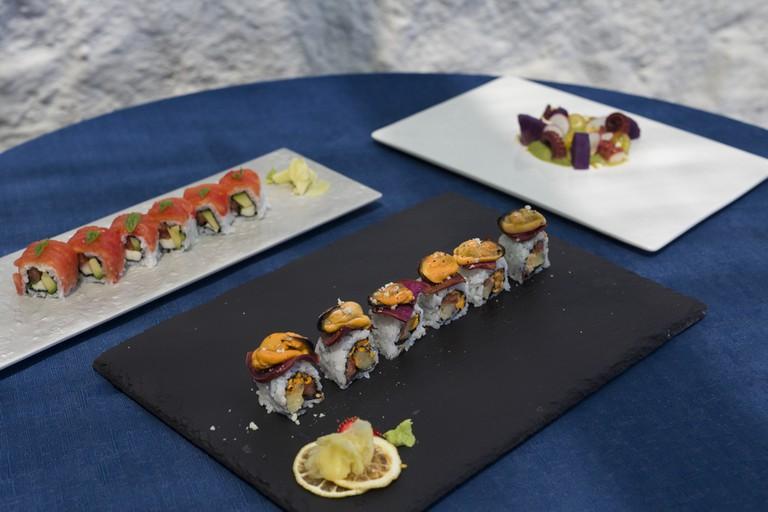 Rafaella De Vita's Mediterranean Sushi
