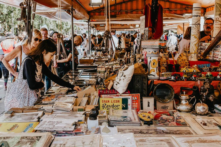 Pick up something special at one of Barcelona's markets