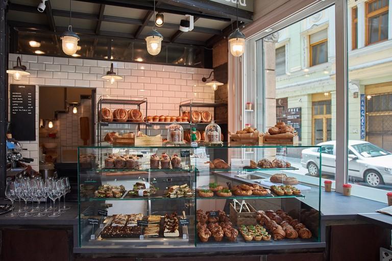 Arán Bakery, Budapest