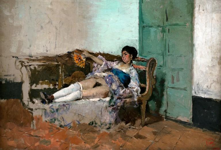Carmen Bastian 1871 Maria Fortuny