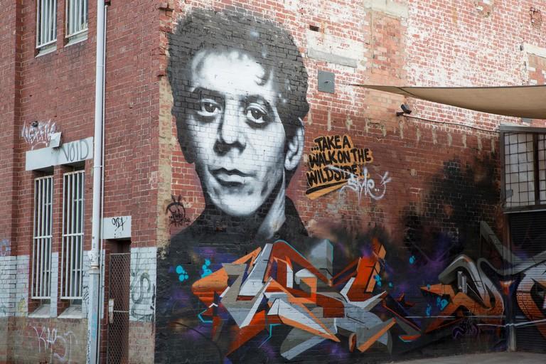 Graffiti - Botherambo Street, East Richmond, Melbourne, Australia. Image taken on March 22nd 2015.