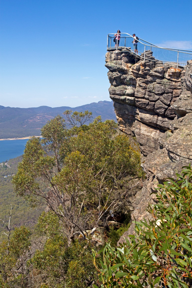 The Pinnacle lookout in Grampians National Park
