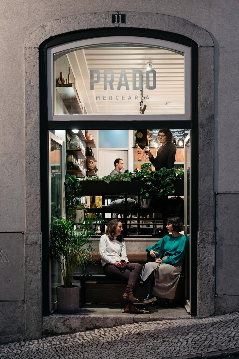 Exterior of Prado Mercearia