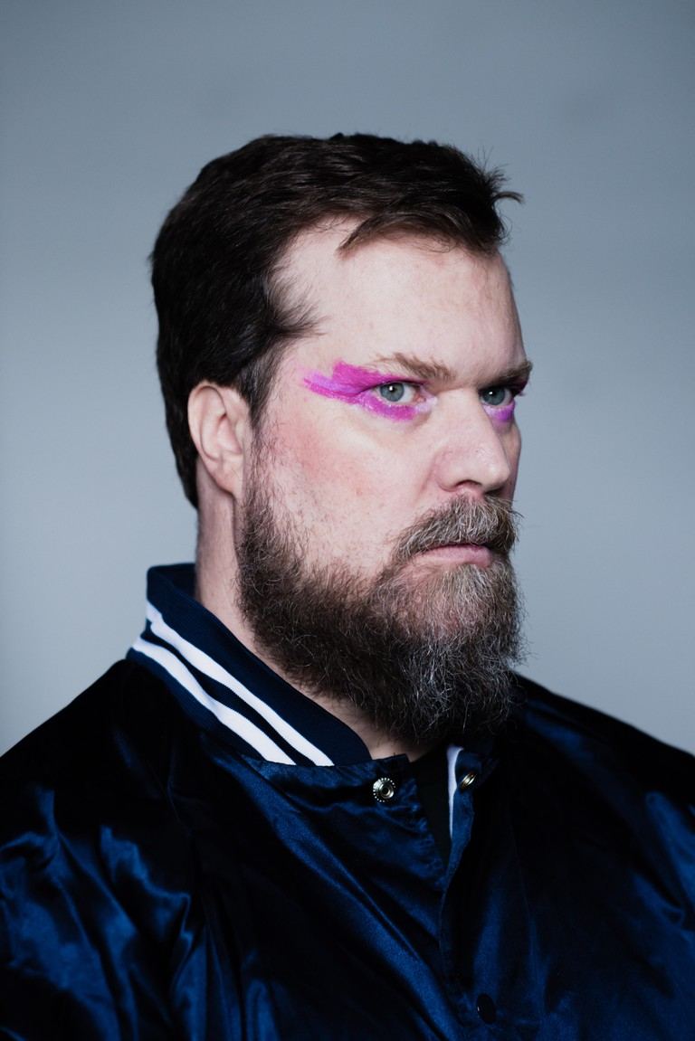 John Grant fell in love with Reykjavík after performing in the city