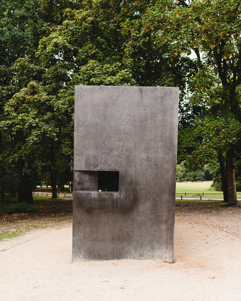 Elmgreen and Dragset, 'Memorial to Homosexuals Persecuted Under Nazism', 2008
