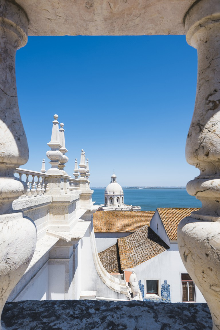 The Alfama district rewards exploration on foot
