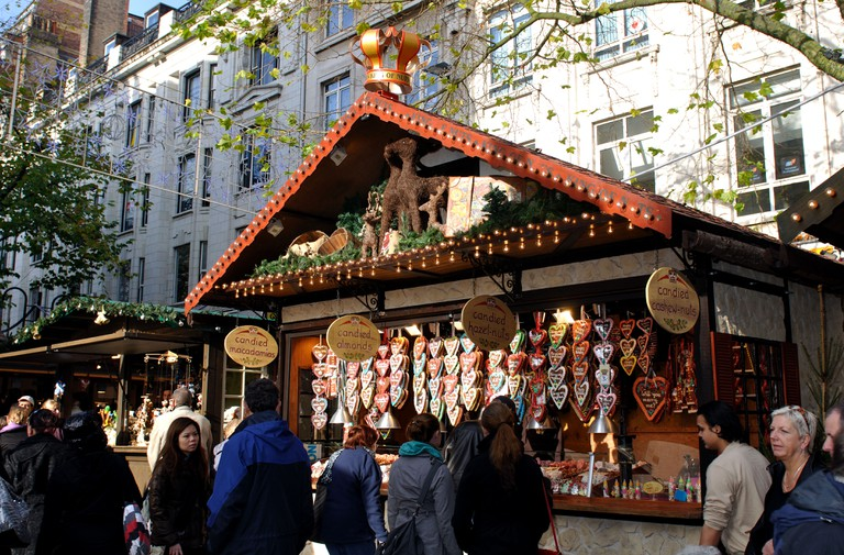 The Frankfurt Christmas Market, Birmingham