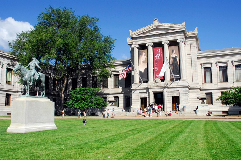 Massachusetts, Boston, Museum Of Fine Arts