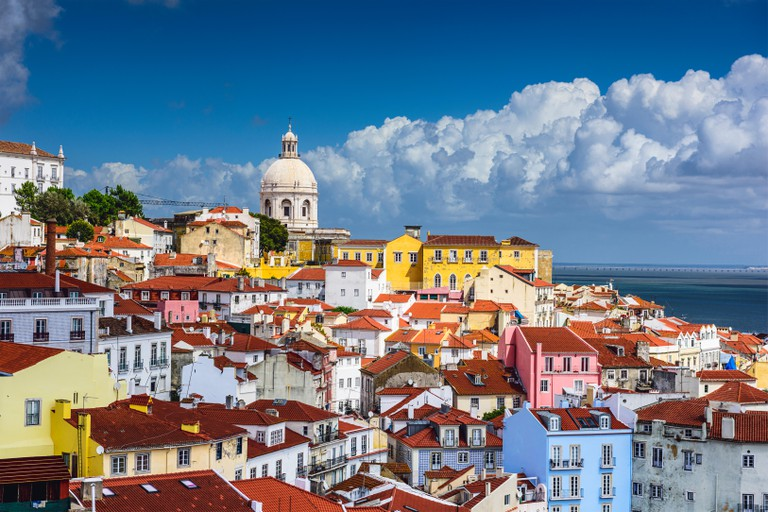 Alfama is among the oldest districts in Lisbon