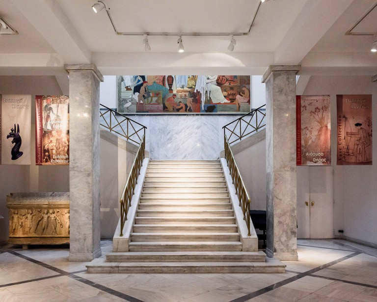 The National Archeological Museum of Athens