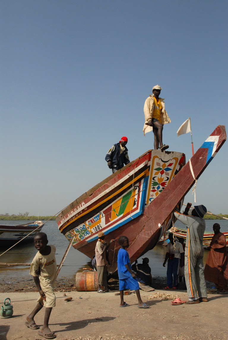 Senegal, Sine-Saloum region