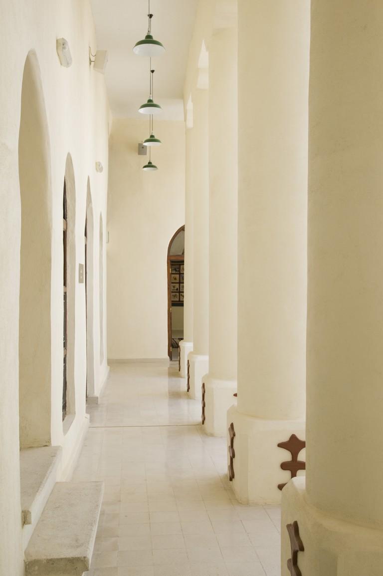 Sadu House, Kuwait National Museum.