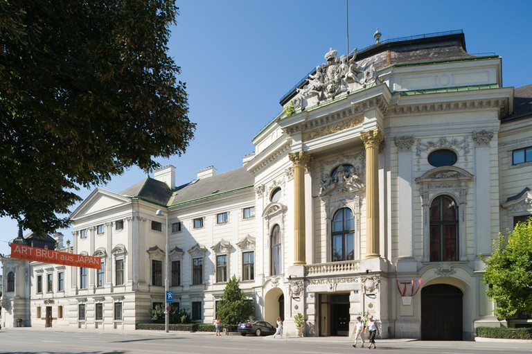 Palais Auersperg, is a Baroque palace in Vienna, located in Josefstadt