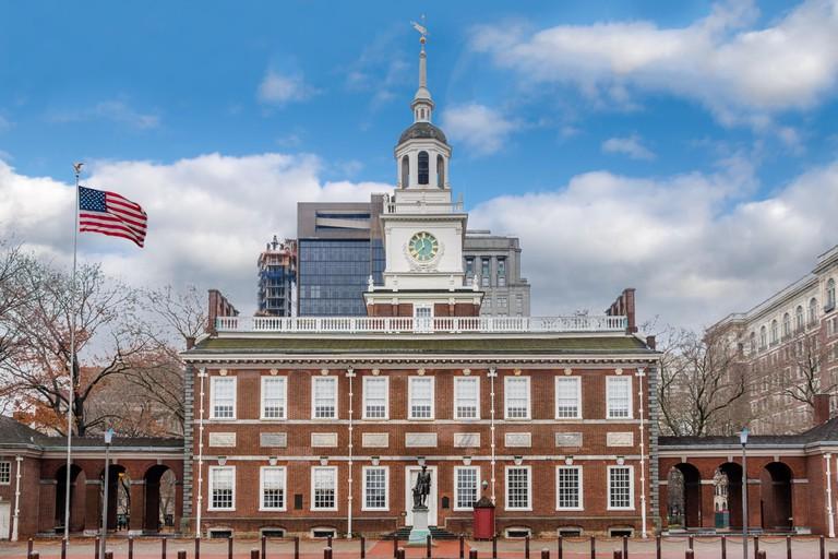 Independence Hall - Philadelphia, Pennsylvania, USA