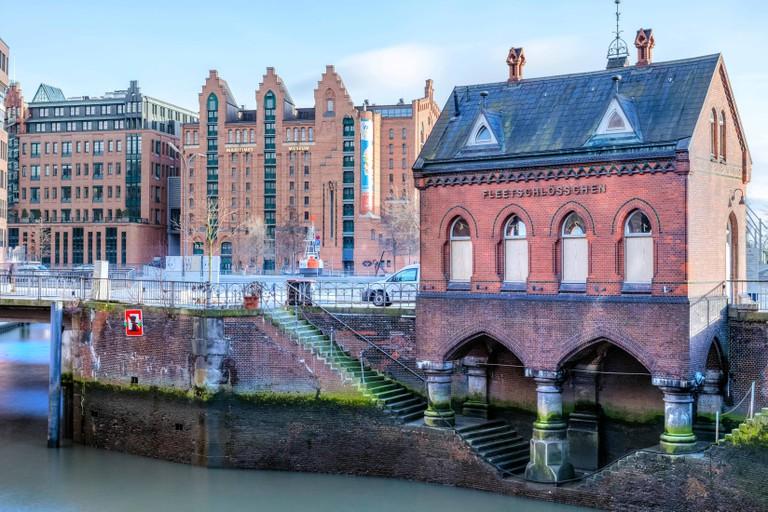 Brooktorhafen, Hamburg, Germany, Europe