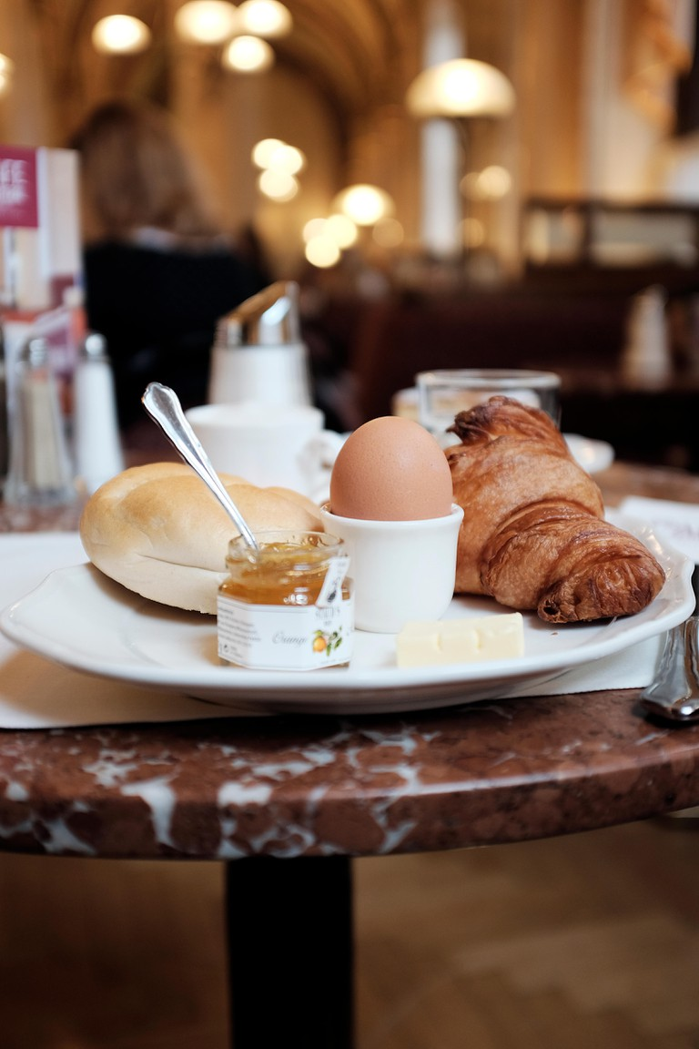 Viennese Style Breakfast
