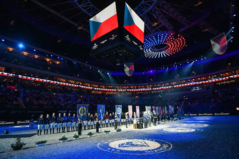 Prague PlayOffs, Global Champions Tour