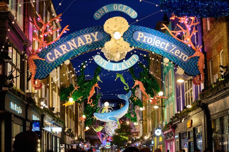 2019 Carnaby Street Project Zero