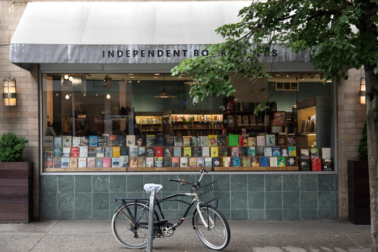 McNally Jackson Books, Nolita, Independent Bookshop In New York