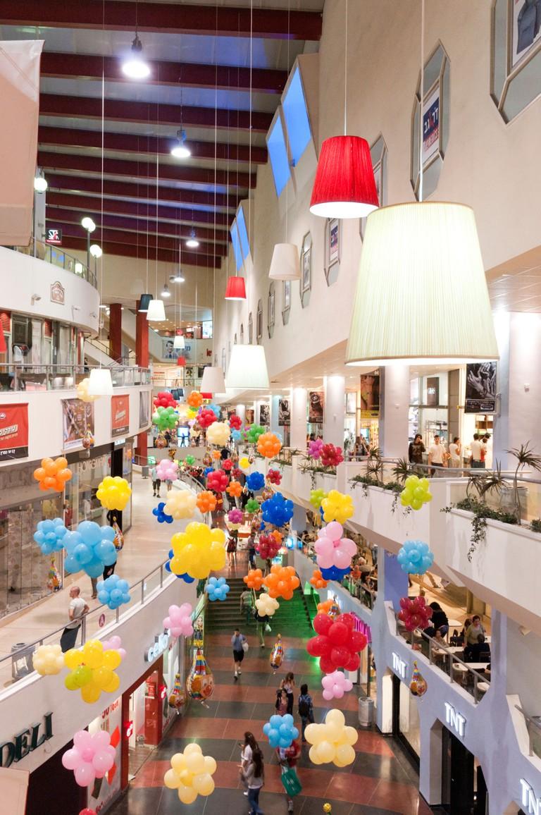 The Dizengoff Centre, Tel Aviv, Israel