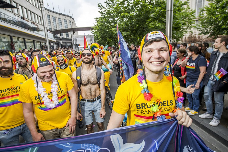 Belgian Pride Brussels 2019 - Pride Parade_EDA_3637_© visit.brussels - Eric Danhier