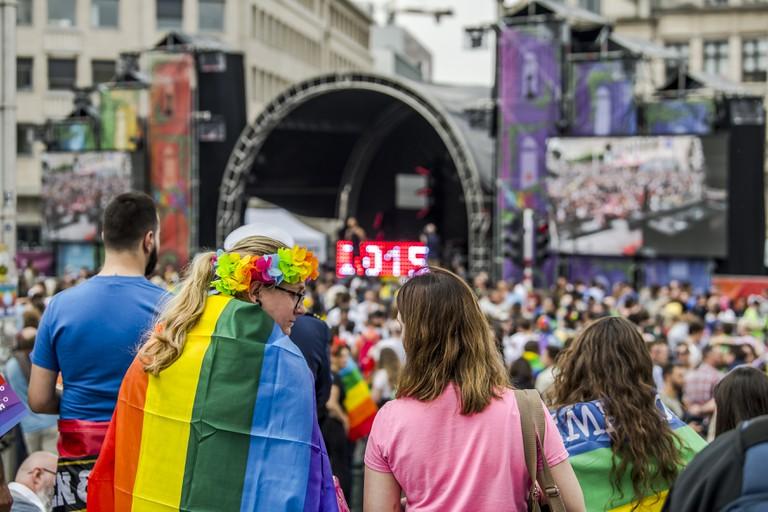 Belgian Pride BrusselsPride Parade© visit.brussels - Eric Danhier - 2019