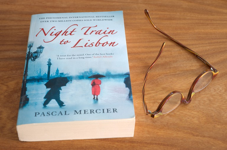 """Night train to Lisbon"" by Pascal Mercier"