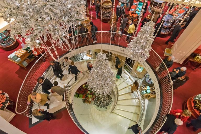 Fortnum & Mason Christmas decorations