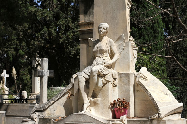 The First Cemetery of Athens - Proto Nekrotafio
